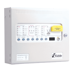 Kidde FireBeta XT 3 Zone Control Panel