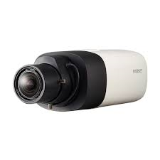 Hanwha Techwin XNB-8000 Box Camerax Camera Box Camera